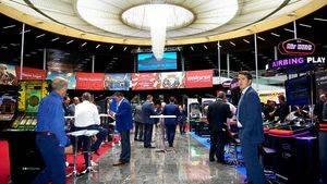 Vista Parcial Hall V Expocongreso Andaluz del Juego - Palacio de Congresos Torremolinos