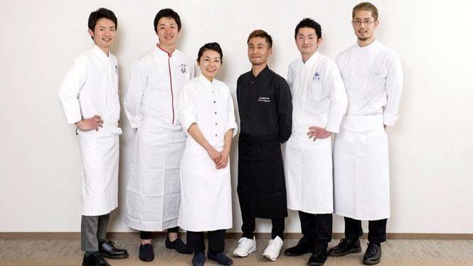 Los mejores chefs jóvenes de Japón firman los menús de Japan Airlines