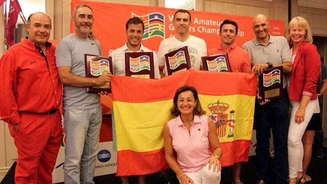 Elegido el equipo que representará a España en la Final Mundial de golf amateur