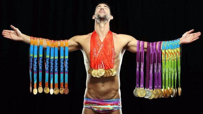 Budapest, inspira la nueva colección de Michael Phelps