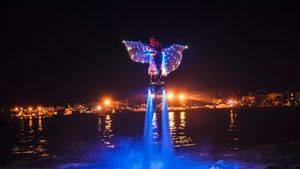 Preparada la 2ª edición del Ibiza Light Festival