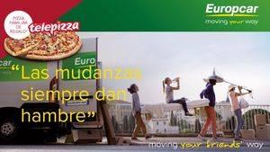 Europcar España y Telepizza se unen en una divertida promoción