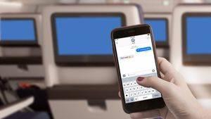 Delta, primera línea área estadounidense en ofrecer mensajería móvil gratuita a bordo