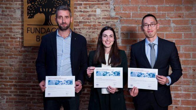 IV Premios al Talento Joven para la Gestión Sostenible del Agua