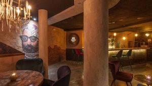 Easy Bolo el lugar clandestino del restaurante Surya