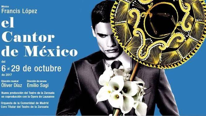 Rossy de Palma, con El cantor de México inaugura la temporada en el Teatro de la Zarzuela