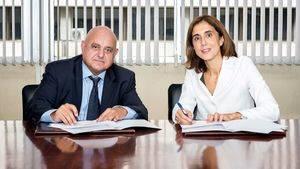 Firma Acuerdo Microsoft y Anele