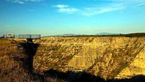 Monte Santiago, un extraordinario espectáculo natural