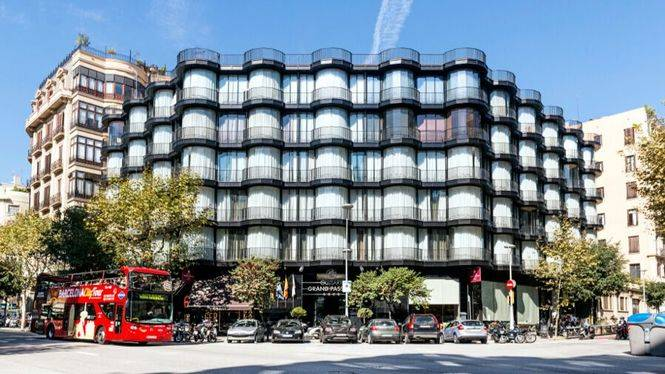 Hotel Guitart Grand Passage****S, para una escapada urbana a Barcelona