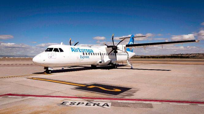 Air Europa emprende sus vuelos interislas Canarias con tarifas desde 9 euros