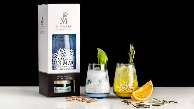 Gin Mare presenta un pack navideño en colaboración con el chef Ramón Freixa