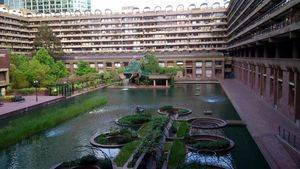 Barbican Centre London ABowery