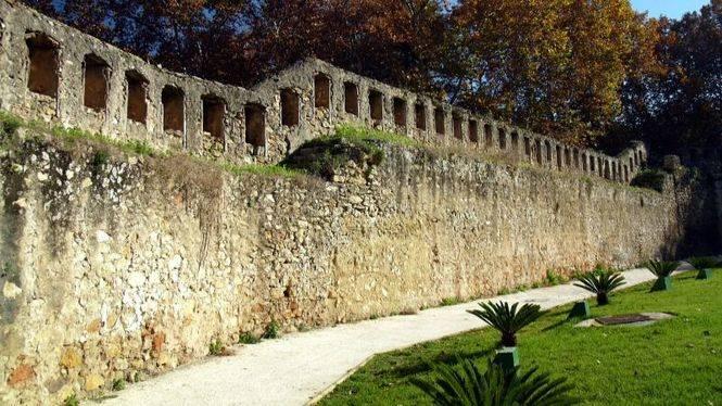 Un paseo por la Costa del Castillo de Xátiva