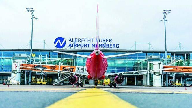 El Aeropuerto de Nuremberg la puerta de entrada al sur de Alemania