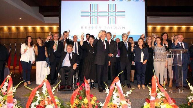 Taiwán celebra en Madrid su fiesta nacional