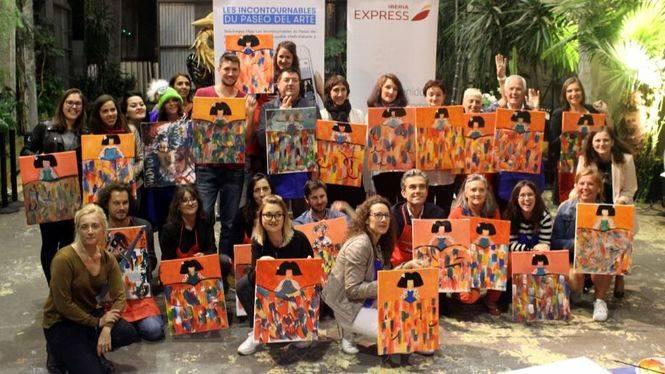 Madrid e Iberia Express llevan el arte y la cultura madrileña a Nantes