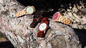 Regala tiempo al planeta con los relojes One Oak