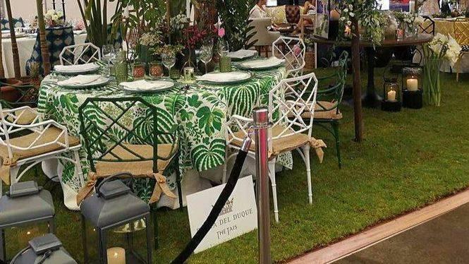 El Hotel Bahía del Duque Premio al mejor stand en Feria Febola