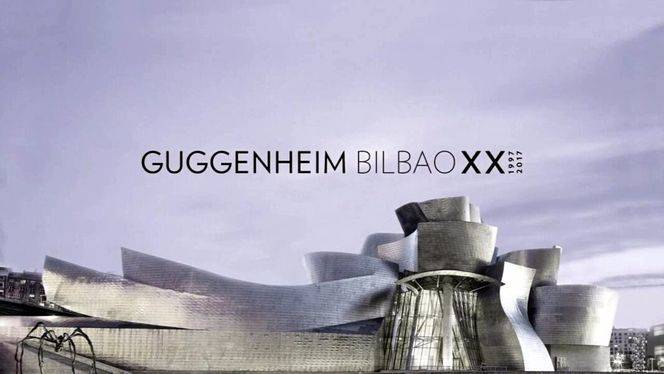 Celebremos 20 años del Museo Guggenheim Bilbao con un espectáculo irrepetible