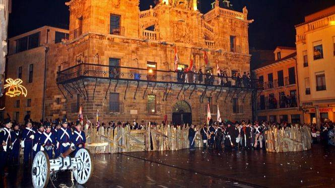 Astorga presenta su candidatura a la Federación Europea de ciudades napoleónicas