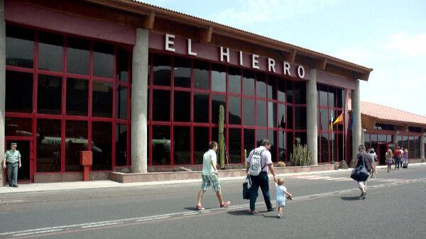 El aeropuerto de El Hierro revalida su mayor crecimiento en Canarias