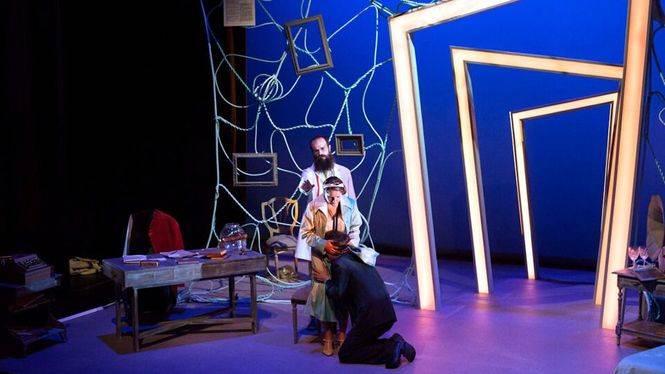"""Fran Perea nos ofrece el """"Souvenir"""" como director teatral"""