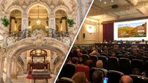 Valle del Jerte presenta Oton?ada en Casino de Madrid