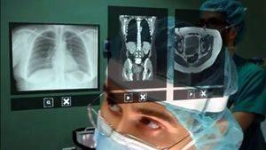 HoloLens en quirófano Hospital Gregorio Marañón