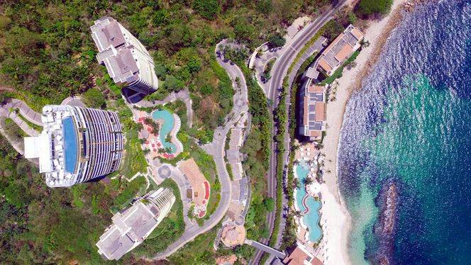 Hotel Mousai: Lujo en Puerto Vallarta