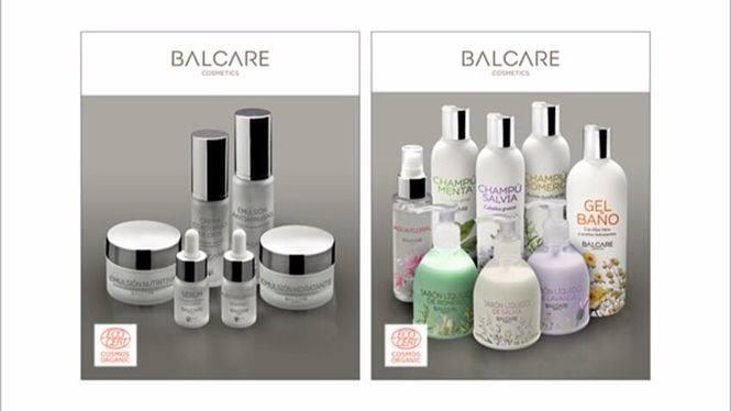 Balcare, la nueva línea de cosméticos del Balneario El Raposo