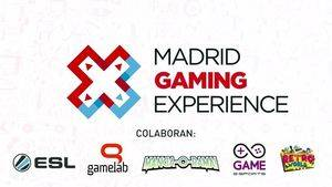 Madrid GamingExperience 2017