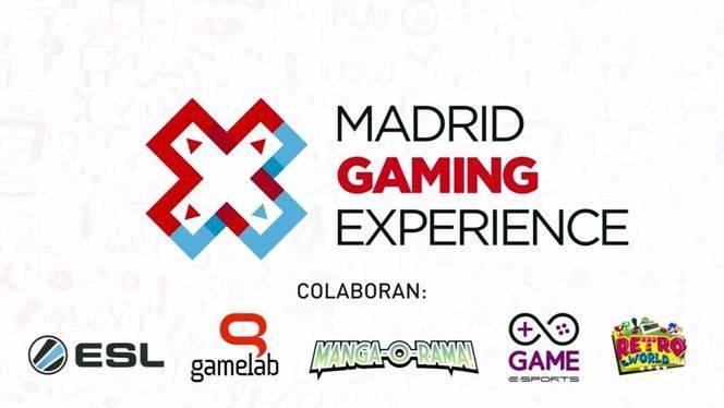 Madrid GamingExperience 2017
