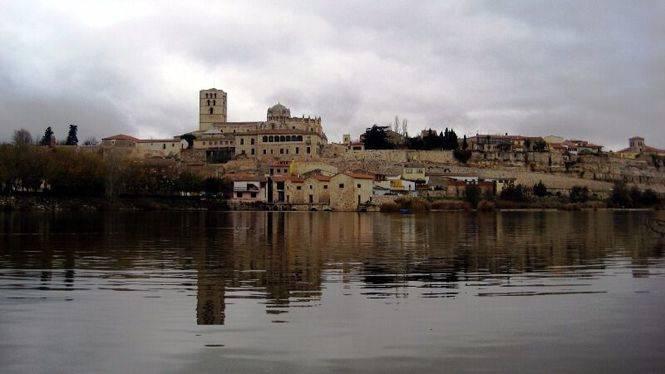 Tiempo de castañas en Zamora