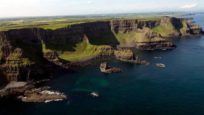 Belfast y la Costa de la Calzada la Mejor Región del Mundo para visitar en 2018