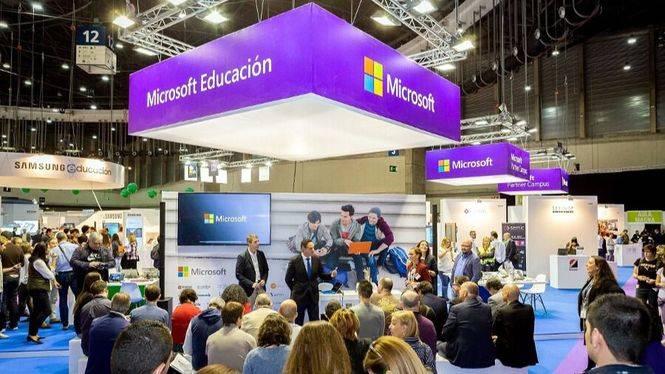 Microsoft refuerza su presencia en SIMO Educación