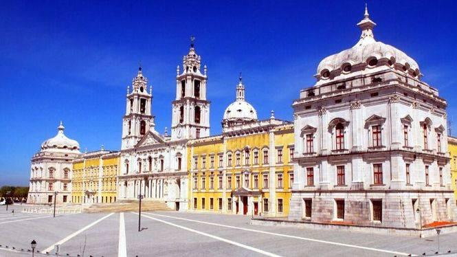 El Palacio Nacional de Mafra celebra su tercer centenario