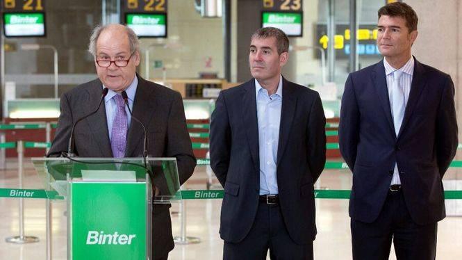 Binter anuncia una tercera conexión con Cabo Verde a partir de Diciembre