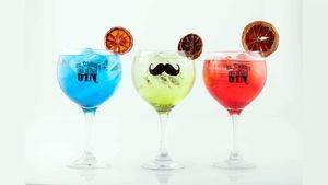 Mr. Stracher's, la ginebra que se colorea
