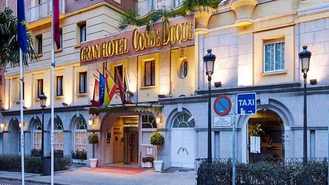 Sercotel Gran Hotel Conde Duque, un hotel con encanto en pleno centro de Madrid