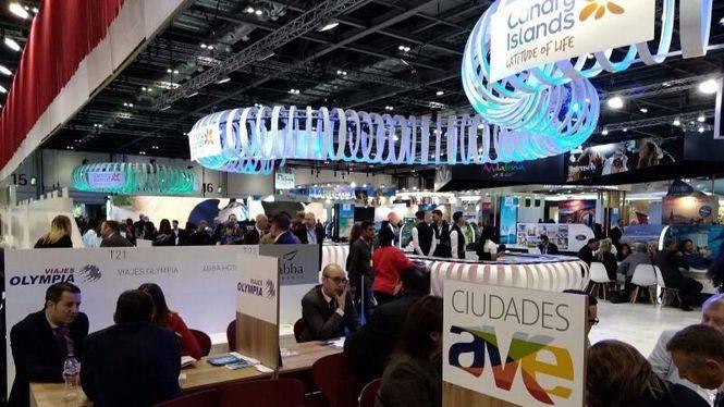 La Red de Ciudades AVE presente en la World Travel Market