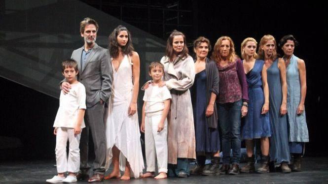 """""""Troyanas"""" en el Teatro Español"""
