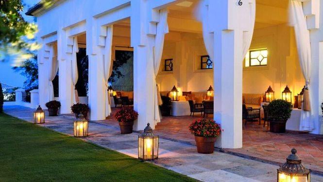 Así se celebran las Navidades en el hotel de lujo Finca Cortesin