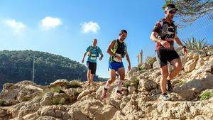 Tres días de Trail en Ibiza