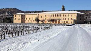 Abadía Retuerta Le Domaine nevada