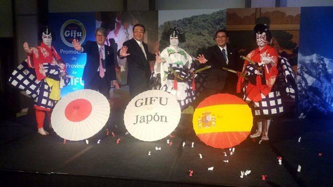 Promoción de la Provincia de Gifu en Madrid