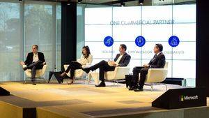 MS Partner Day. Panel Partners