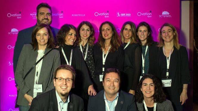 Ovation Spain DMC celebra la ampliación de su oficina en Madrid