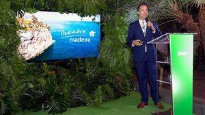 Juan Carlos Gonçalves durante su intervención