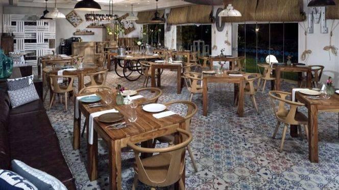 El Restaurante D.O.M del Hotel Meliá Marbella Banus numero uno en Tripadvisor