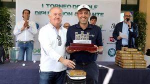 Entrega premios Torneo Diputación Golf